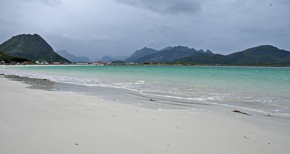 Ramberg Beach