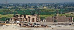 - Ramesseum -