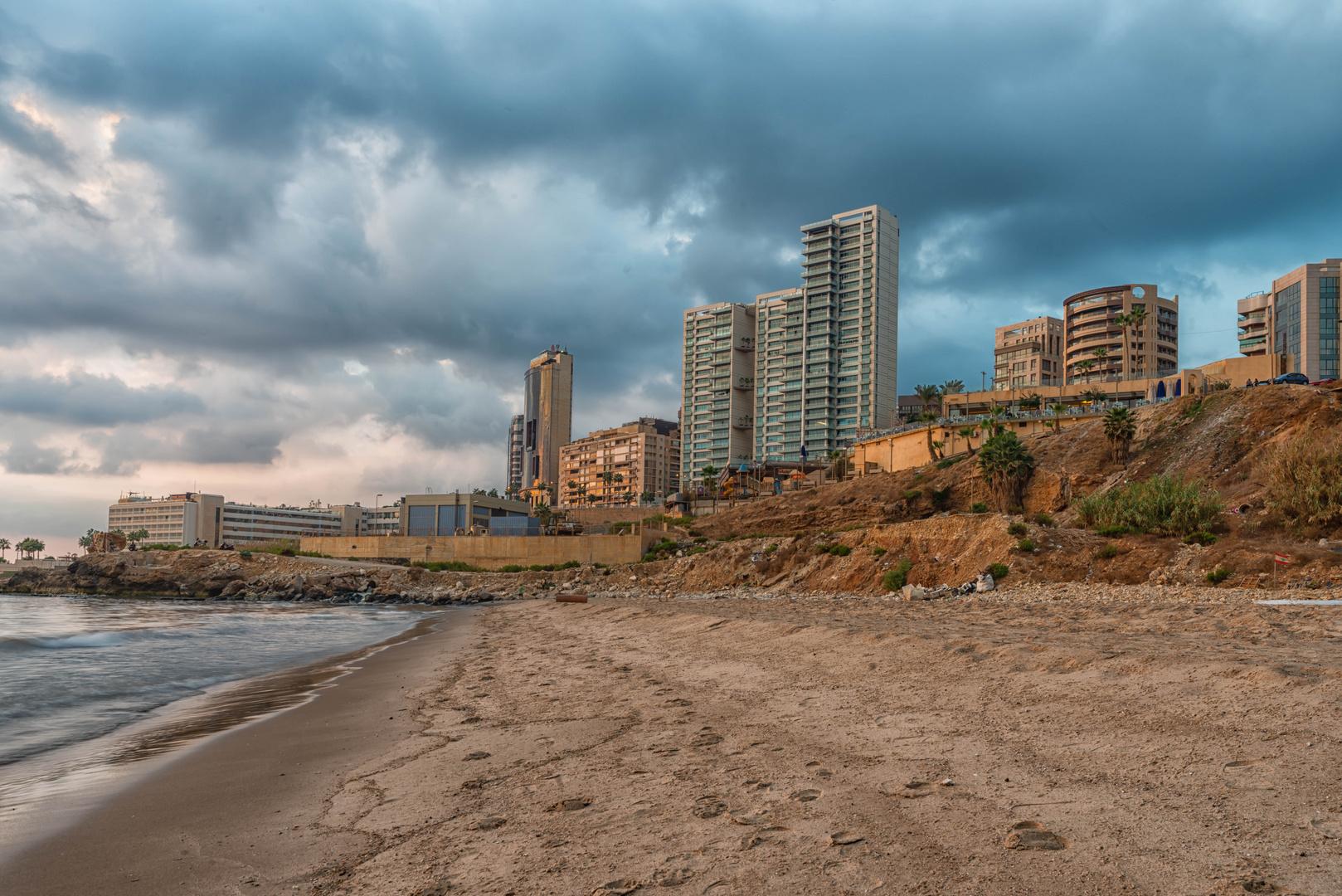 Ramlet El-Baydaa Beach