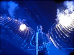 Rammstein - Engel - O2 World, Berlin, 15.12.2011