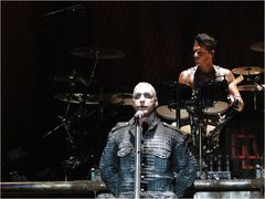 Rammstein - O2 World, Berlin, 15.12.2011