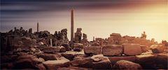 * Ramses has gone *