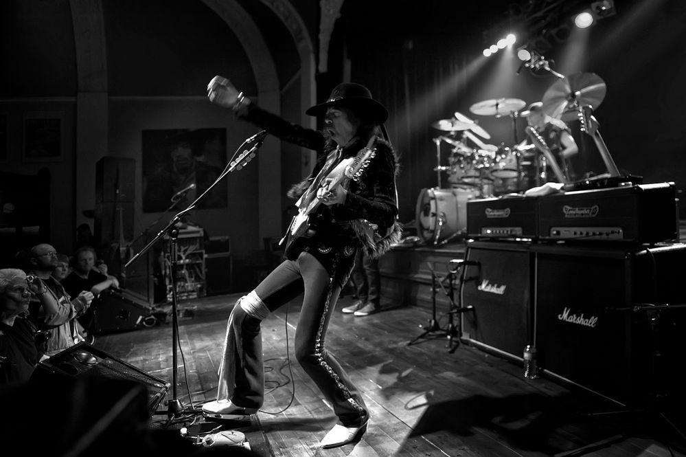 Randy Hansen Band ....