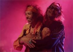 Randy & Leon