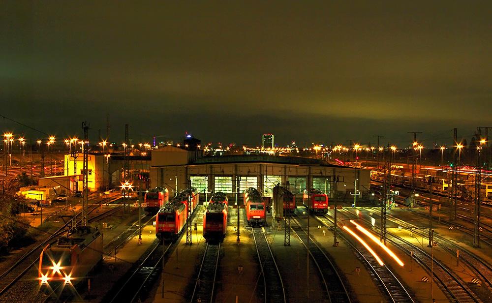 Rangierbahnhof #3