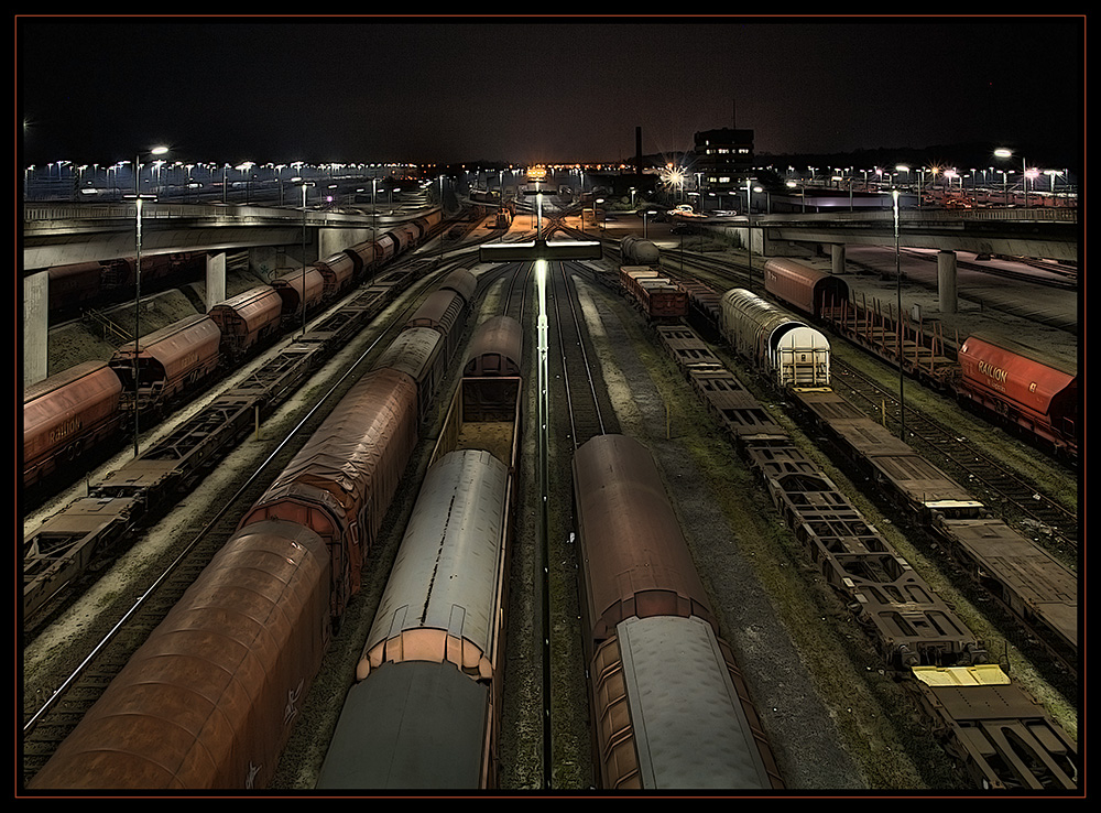 Rangierbahnhof III