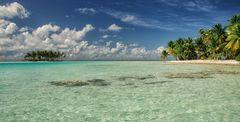 Rangiroa - Tahiti - Tuamotu Atoll - Ozeanien