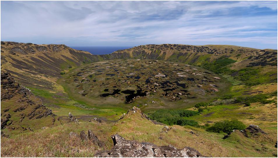 Rano Kau #2, Rapa Nui