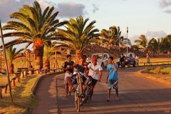 Rapa Nui Street Live / Rapa Nui vida de calles
