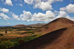 Rapa Nui Volcanos