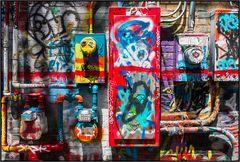 Rapid City   Art Alley  