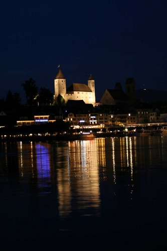 Rapperswil by night