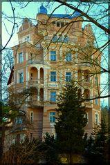 Rapunzelpension in Marienbad, Tschechien