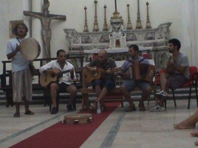 rareca antica in chiesa