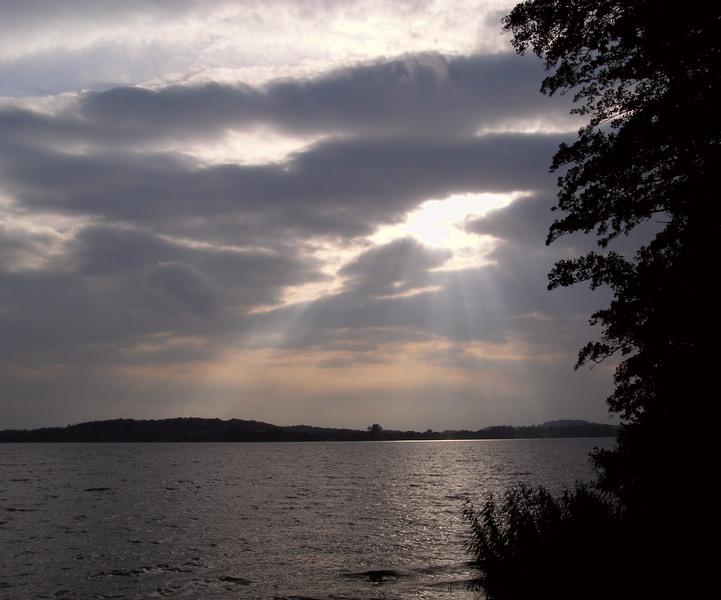 Rast am Behler See