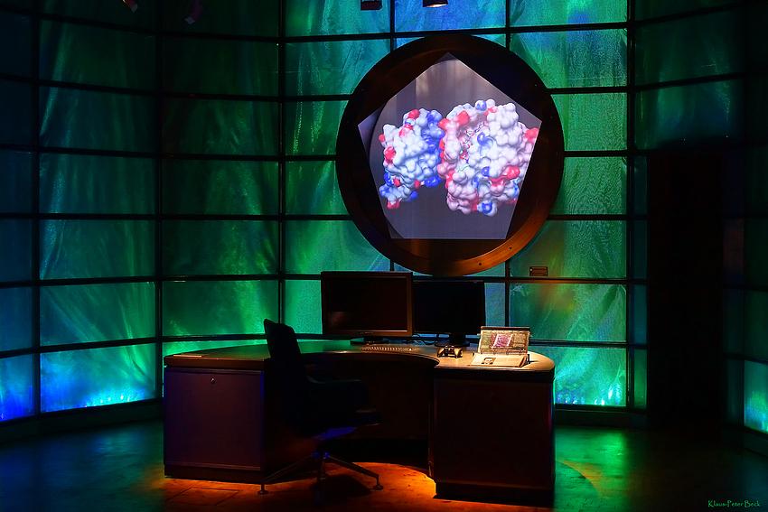 Rastertunnelmikroskop