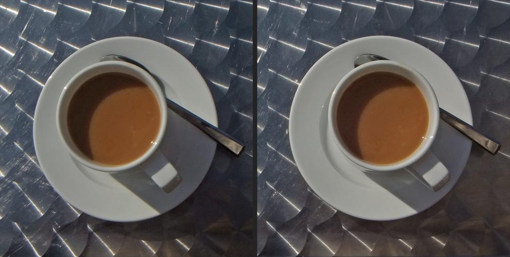 Raststätten-Kaffee