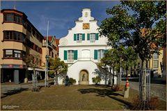 Rathaus Aichach. Bayern II