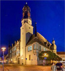 Rathaus Aschersleben