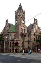 Rathaus Babelsberg....