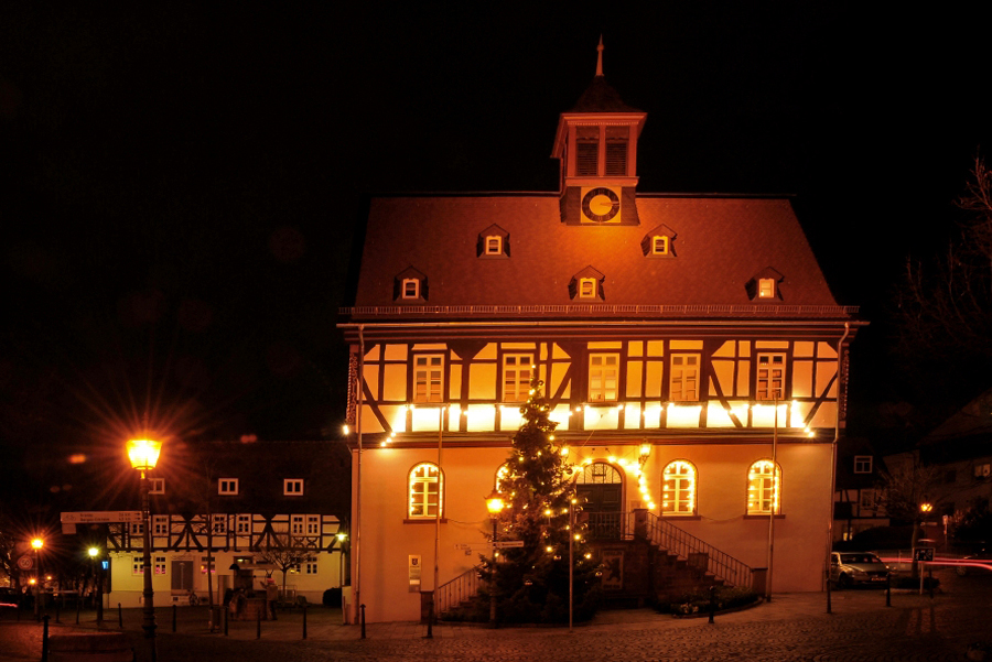 Rathaus Bad Vilbel
