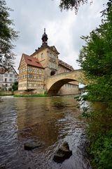 Rathaus Bamberg .