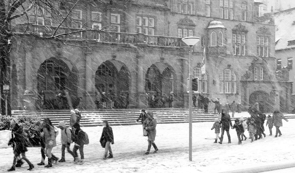 Rathaus Parkhaus Bielefeld