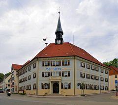 Rathaus Bonndorf / Schwarzwald