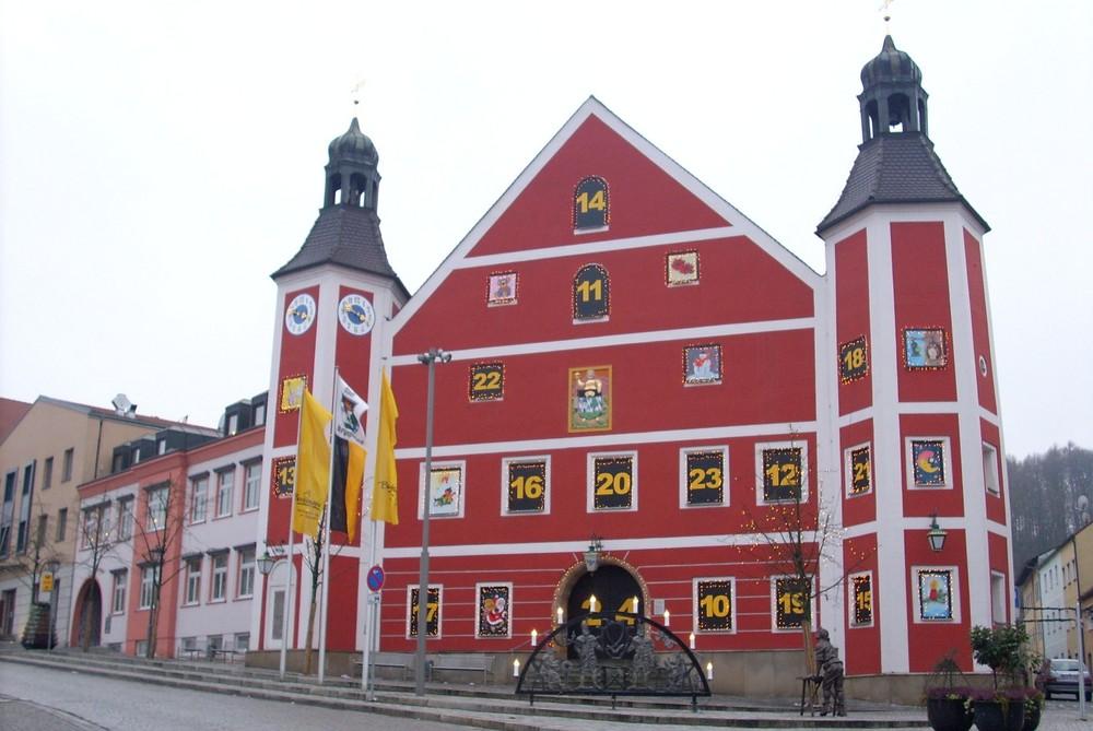 Rathaus Burglengenfeld