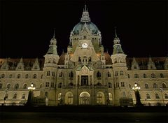 [ rathaus by night ]