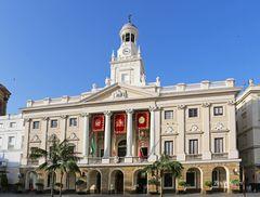 Rathaus Cadiz
