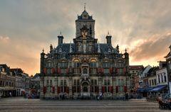 Rathaus Delft