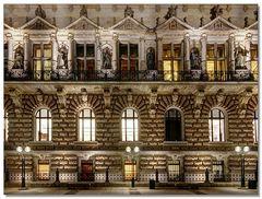 Rathaus - Fassade