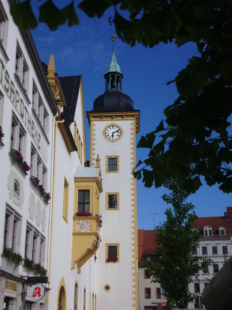 Rathaus Freiberg