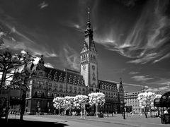 Rathaus, Hamburg.