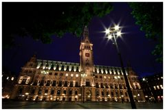 Rathaus Hamburg - 10mm