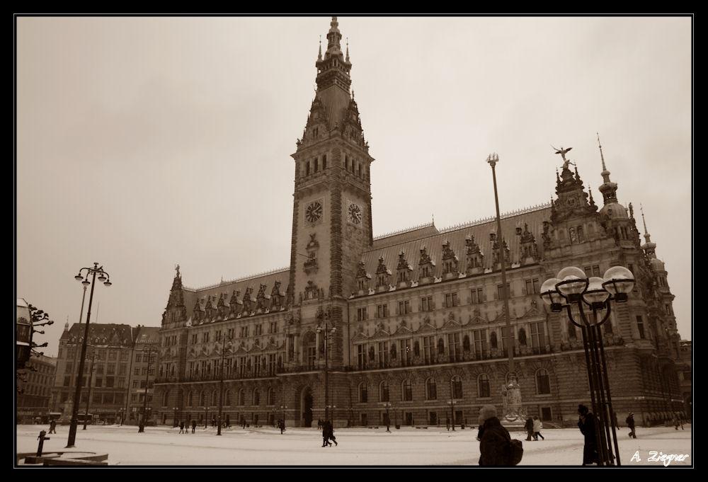 Rathaus Hamburg - 2010 -