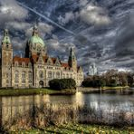 Rathaus Hannover...