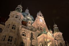 Rathaus Hannover HDR #1