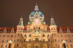 Rathaus Hannover HDR - zweiter Versuch