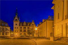Rathaus in Bernburg