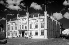 Rathaus in Bützow (MV)
