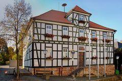 Rathaus in Gemünden a. d. Wohra