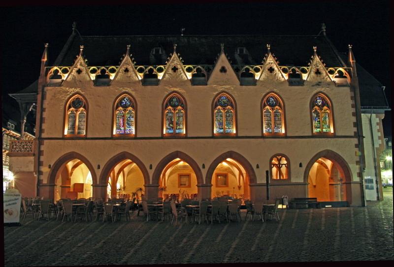 Rathaus in Goslar