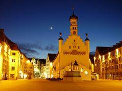 Rathaus in Kempten