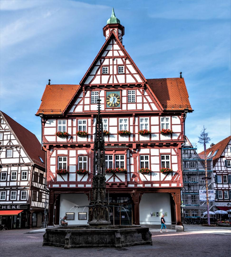 Rathaus in Urach