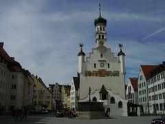 Rathaus Kempten (Tag)