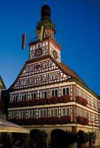 Rathaus Kirchheim beim Bummeln
