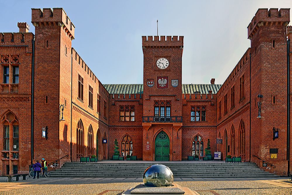 Rathaus Kolberg/Kolobrzeg
