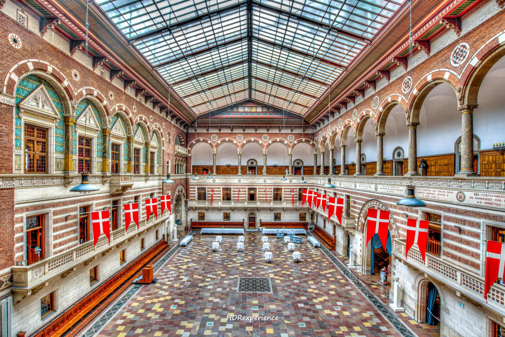 Rathaus Kopenhagen II
